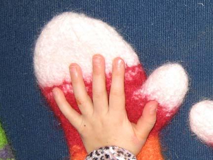 mittens exhibit B